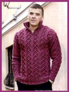 pulover-mujskoi-foto