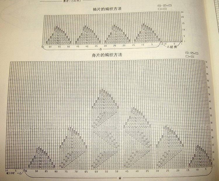 Вязание из ириса спицами схемы 29