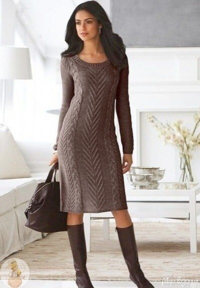 Узор для платья