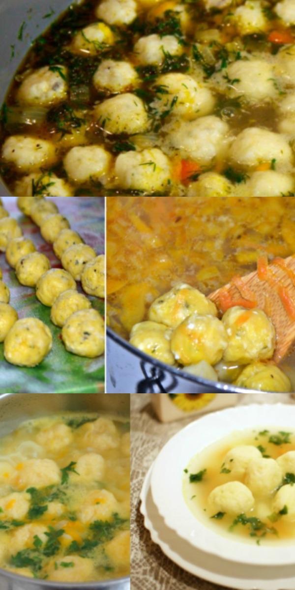 Изумительно ароматный, питательный и вкусный суп. Все просят добавки