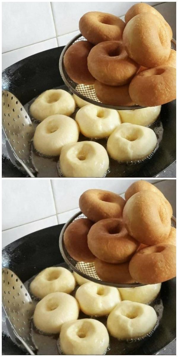 Это самые вкусные пончики… которые я ела!