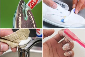 А вы знали? 16 невероятных применений зубной пасты..